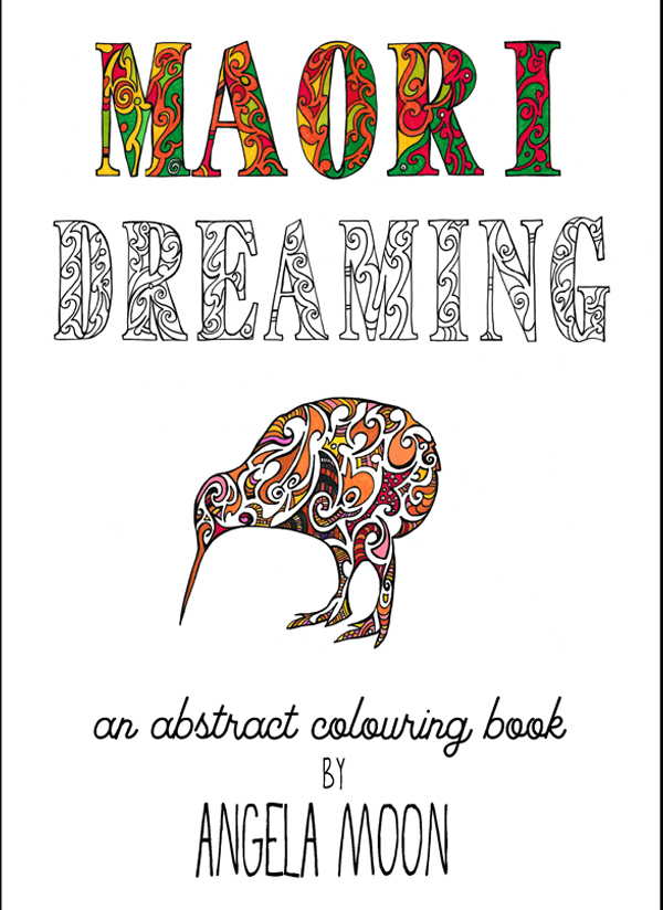 Maori Dreaming Cover Page