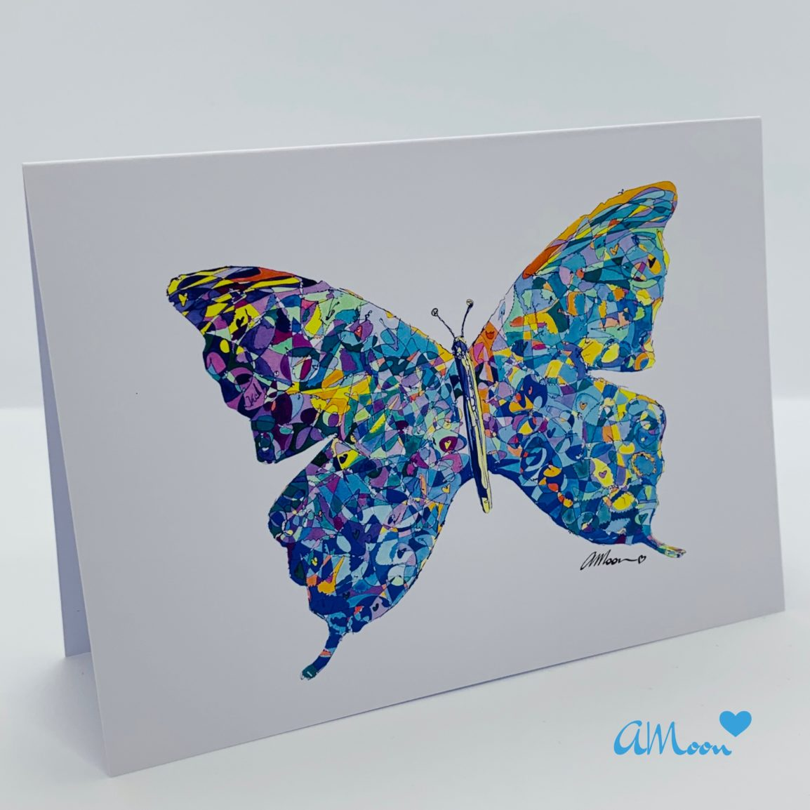 Flutterby Card